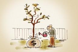 امكانية تخفيض المصروفات الحكومية لمواجهة عجز الموازنة والتضخم